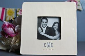 Personalized Wedding Gift Frame