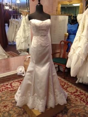 Brand New Wedding Gown Never Worn