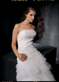 Ella - Enzoani Arabella - Wedding Gown With Swarovski Crystals