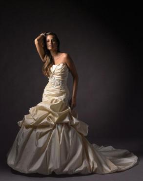 Private Collection Wedding Gown