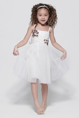 Watters Flower Girl Dress NWT!!