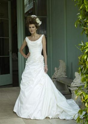 Plus Size Ian Stuart Monet Gown