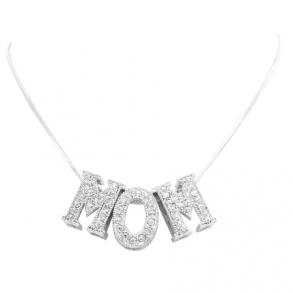 Pendant Gifts For Mom Only On Mother Day Letters Mom Affordable Gift