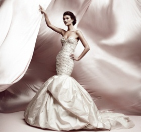 Ines Di Santo Elite Wedding Dress
