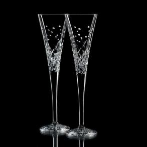 Waterford Happy Celebrations Toasting Flutes