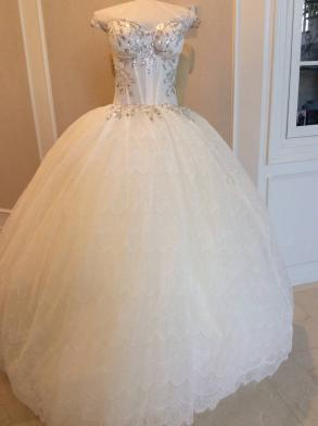 Pnina Tornai Never Worn Gorgeous Bridal Gown
