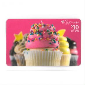 5 New Gigi's Cupcakes Gift Cards