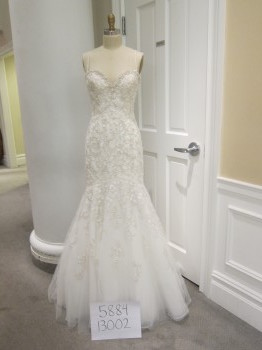(brand New )sophia Moncelli Gown (exclusive To Kleinfeld Bridal)