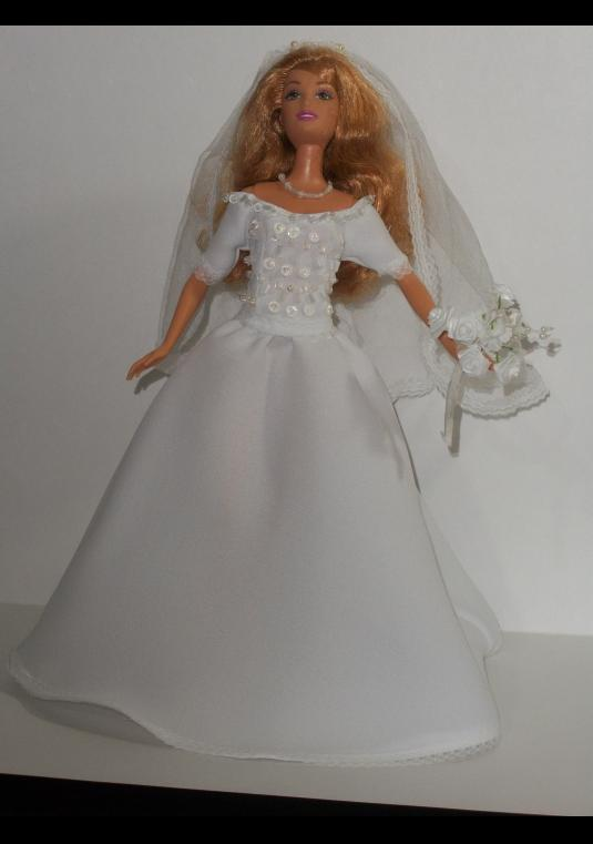Barbie Wedding Gowns