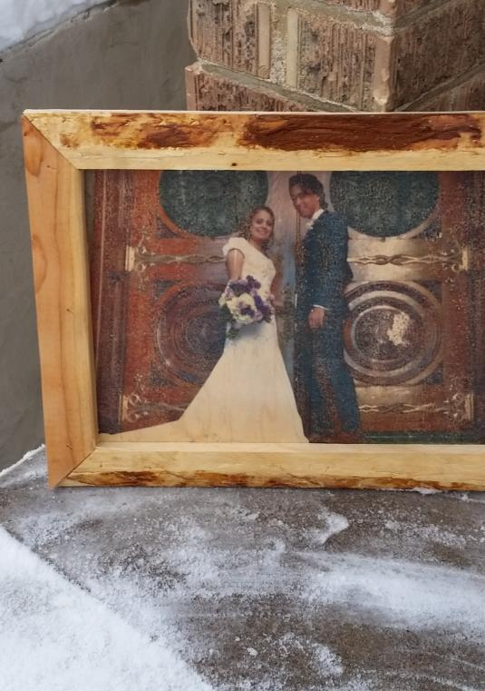 Custom Photos On Wood