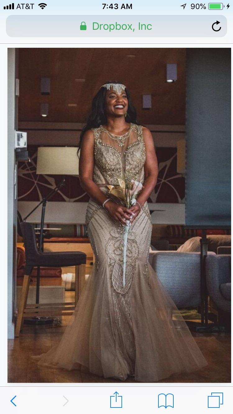 Nyc Boutique Wedding Dress