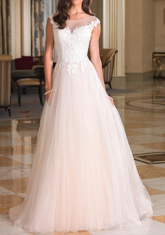 Justin Alexander Gown - New