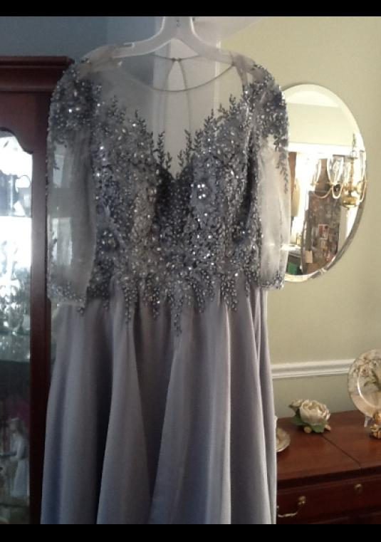 Formal Reception Gown