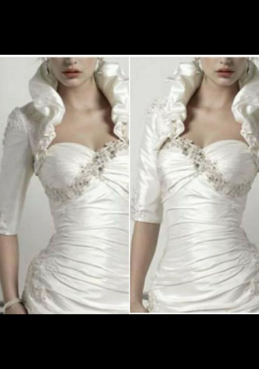***new*** Justin Alexander Bridal Gown!