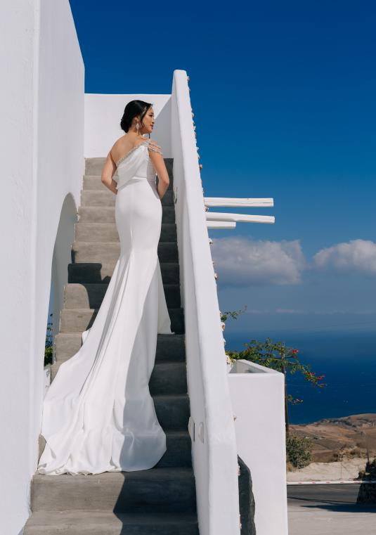 2018 Atelier Pronovias RABEL - Grecian mermaid