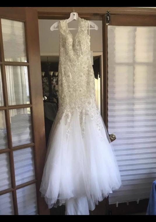 Eddy k - Eddy K. La Belle Mariee Wedding Dress