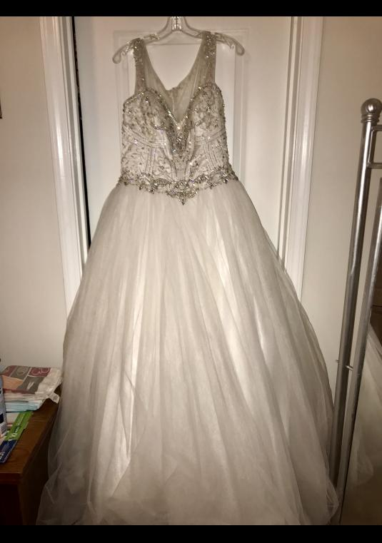 Christina Wu - Wedding Ball Gown Style Dress