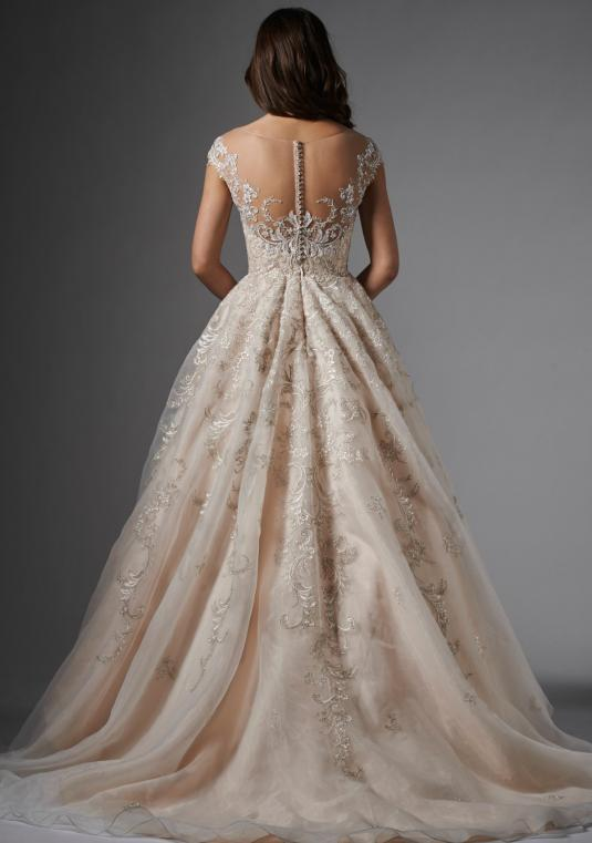 Wtoo Audrey Blush Ball Gown