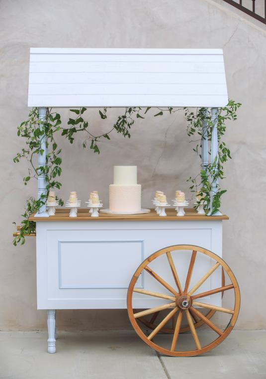 Cake Table Cart