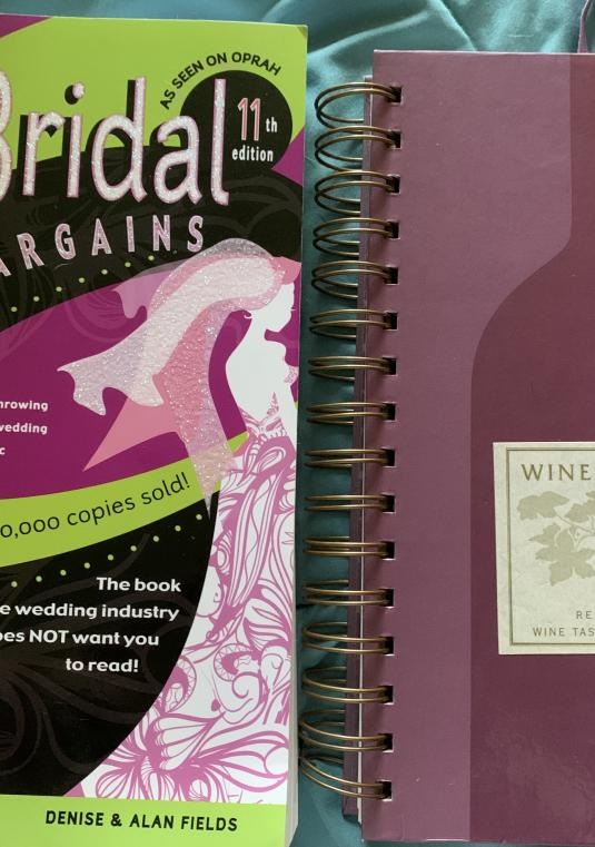 Bridal Bargains 11th Edition Bundle With Wine Journal