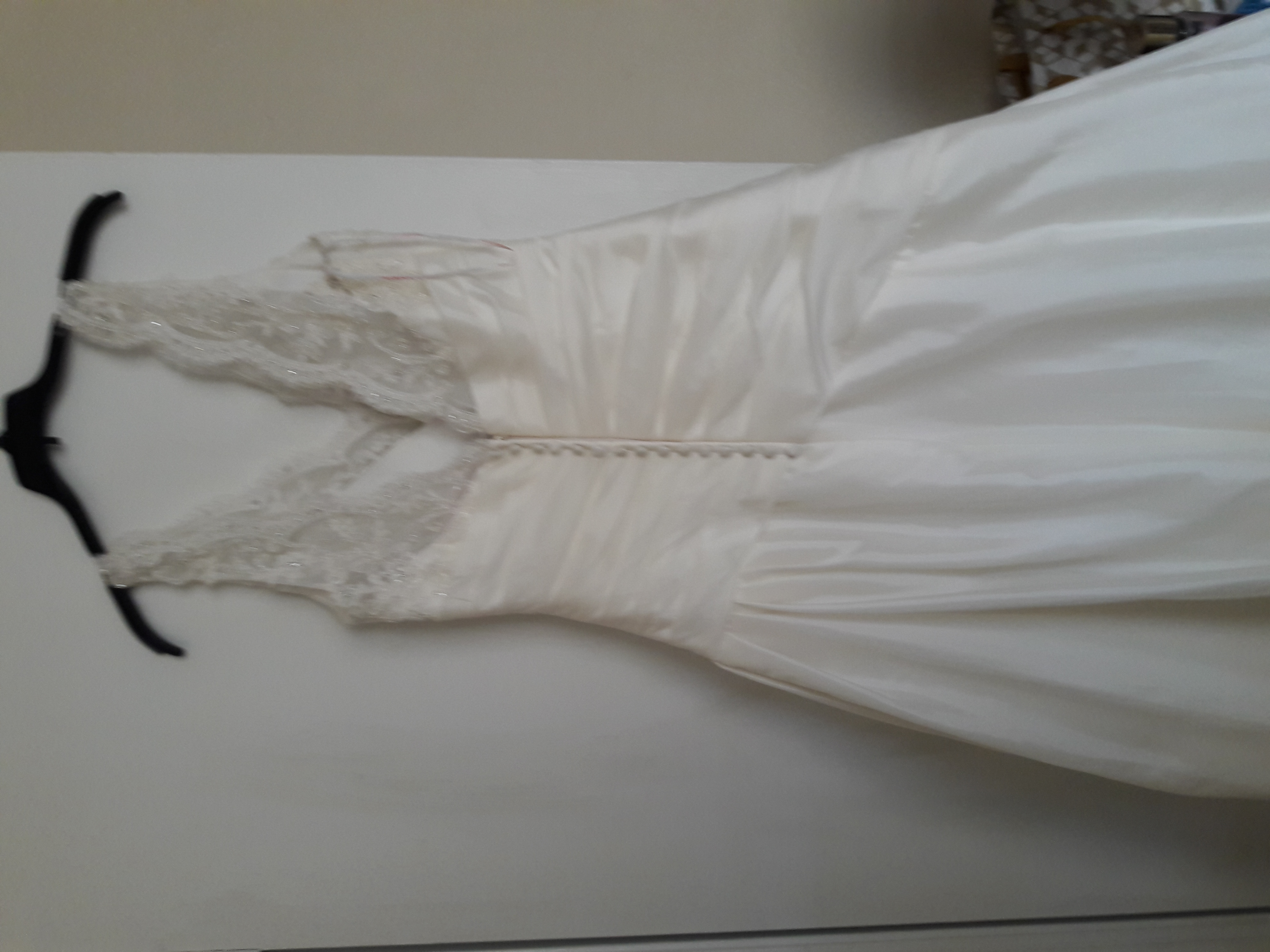 Jasmine - Ivory Wedding Dress Size 10