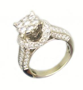 2.25 Carat Engagement Ring-new