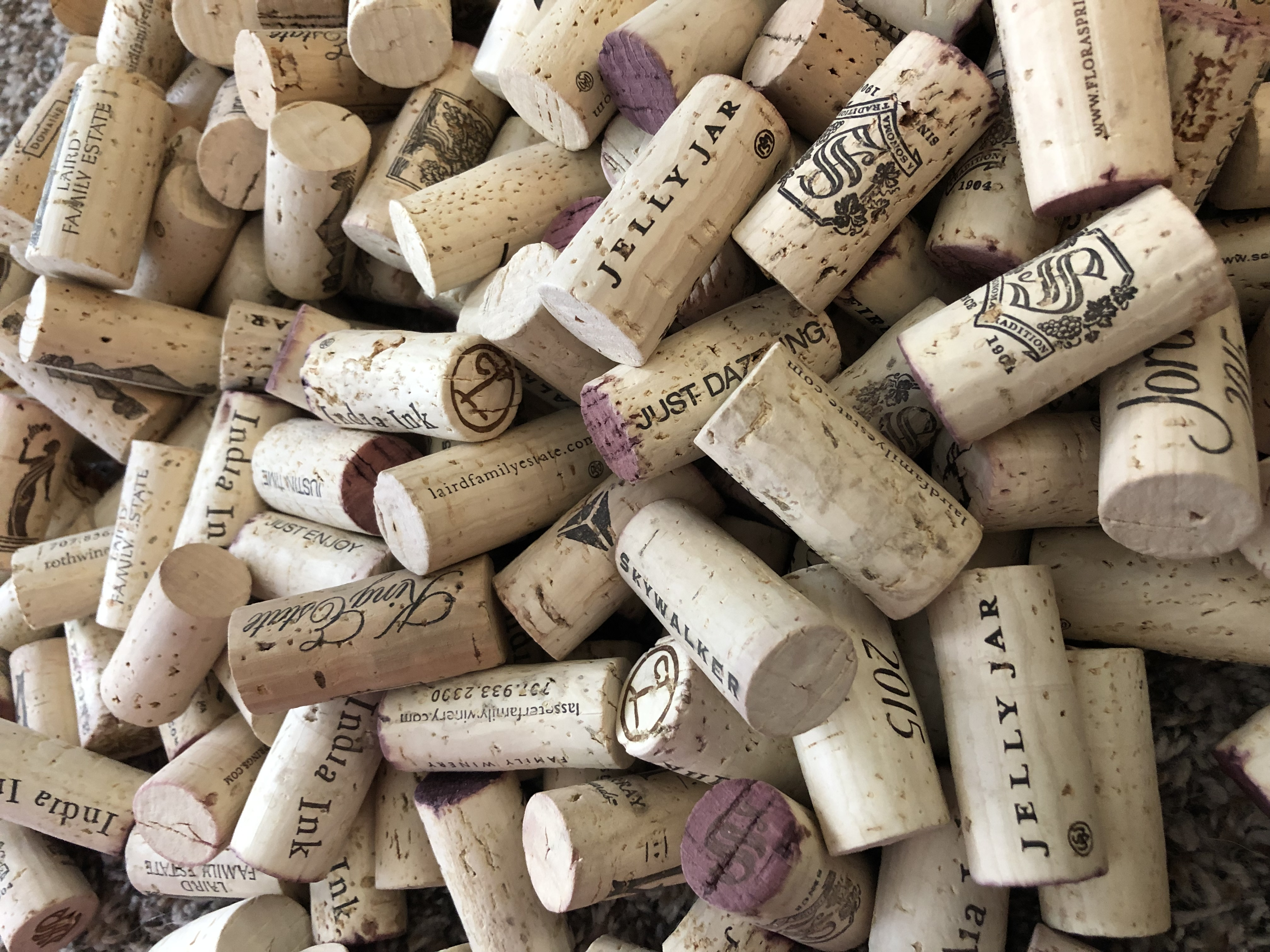 Wine Corks (light Color) 50ct