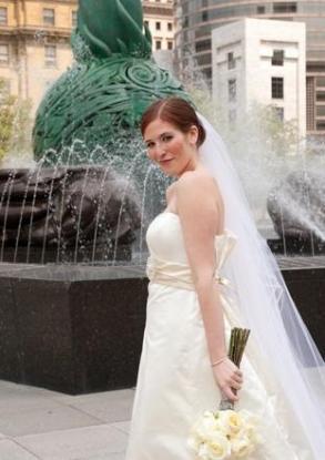 Gorgeous Amsale Wedding Gown   Size: 8   Bridal Gown   BravoBride