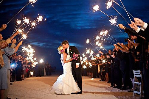 New - Wedding Sparklers - All Sizes