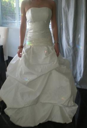 Justina Mccaffery (look A Like) Custom Made Dress