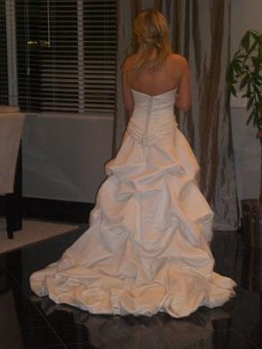 Justina Mccaffery (look A Like) Custom Gown