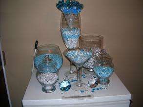 Candy Jars For Candy Buffet