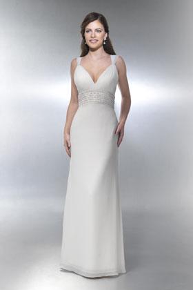 Venus Informal Wedding Gown Size 10 Destination Bridal Gown