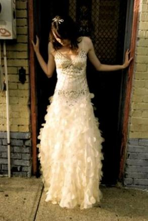 Sue Wong Designer Wedding Gown