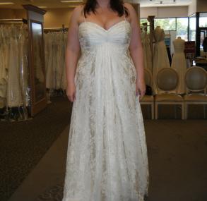 Davids bridal galina style 9t9391 ivory 16w dress size 16 davids bridal galina style 9t9391 ivory 16w dress junglespirit Gallery