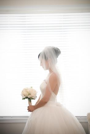 Beautiful Justina Mccaffrey Designer Wedding Dress