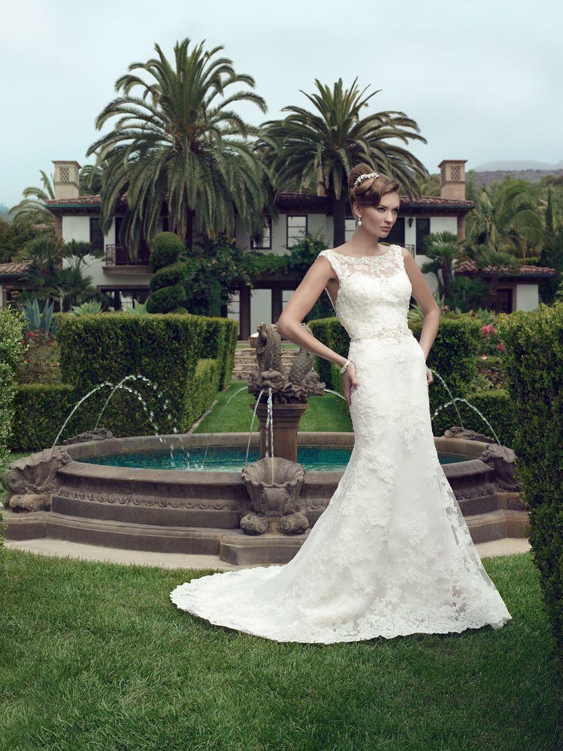 Casablanca wedding dress size 4 bridal gown bravobride casablanca wedding dress junglespirit Image collections