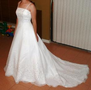 Lady Eleanor Bridal Gown