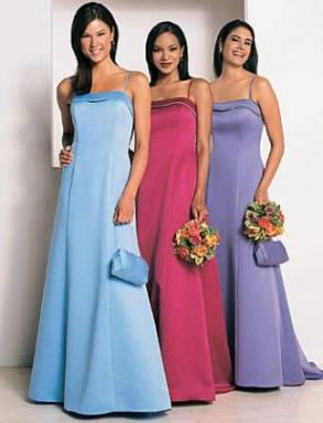 Tomasina - Brand New Custom Made Bridesmaid Dress