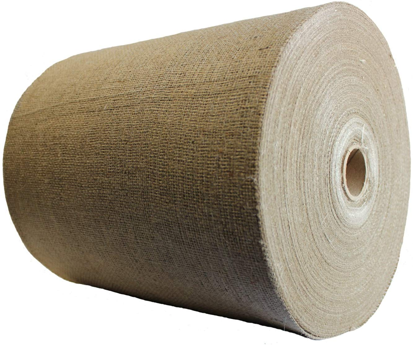 Burlapfabric 10 Ounce Natural Jute 100 Yard Roll 16 Inches Wide