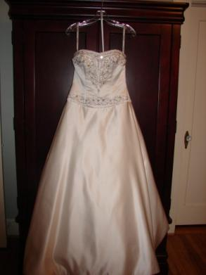 Henry Roth Bridal Gown