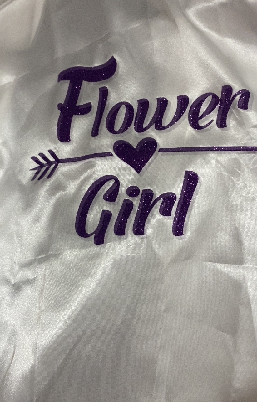 If Lower Girl Robe