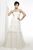 Jenny Lee Style 523 Wedding Dress