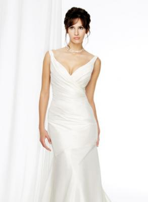Designer Jenny Lee Wedding Dress