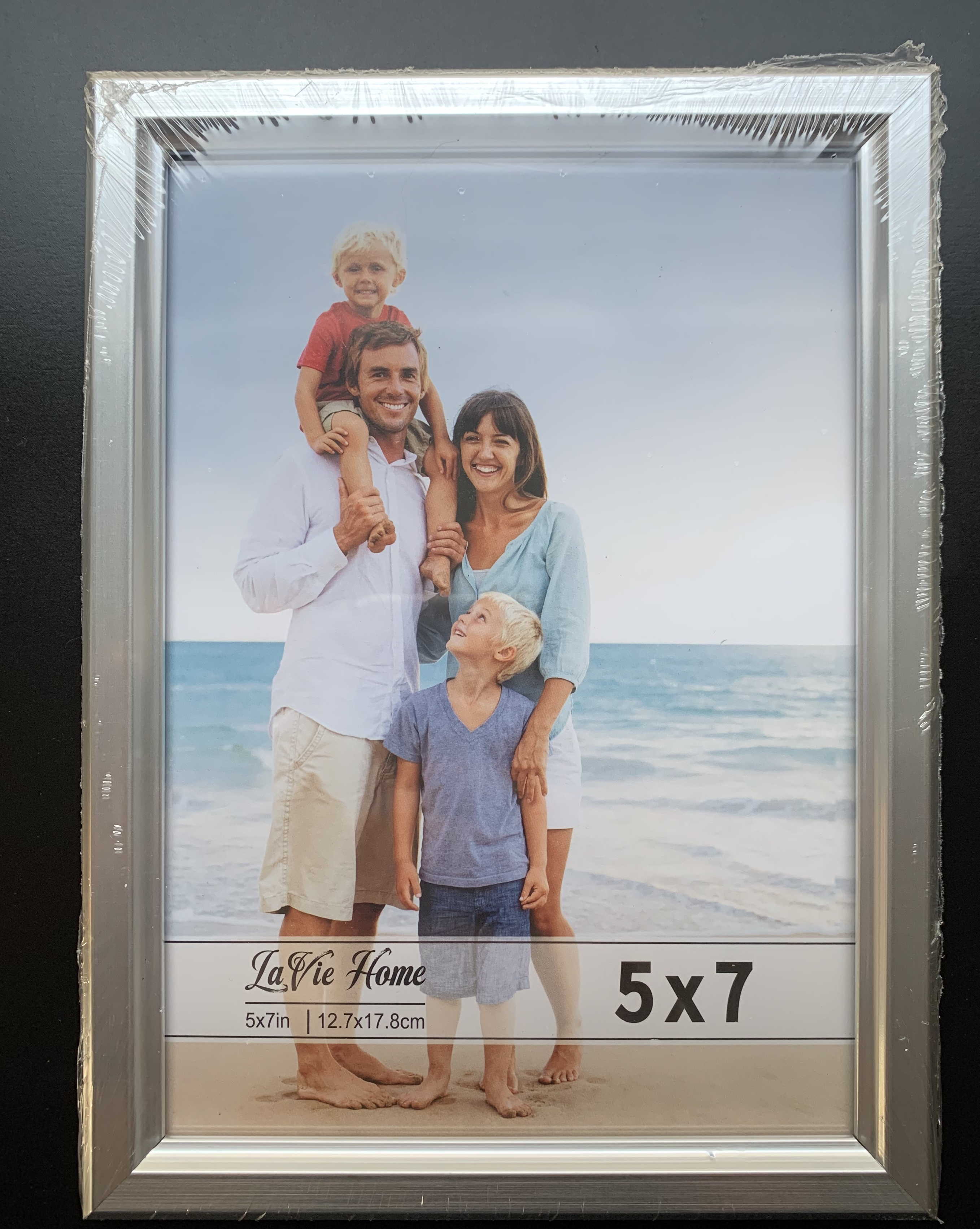 Silver Picture Frames (various Sizes)