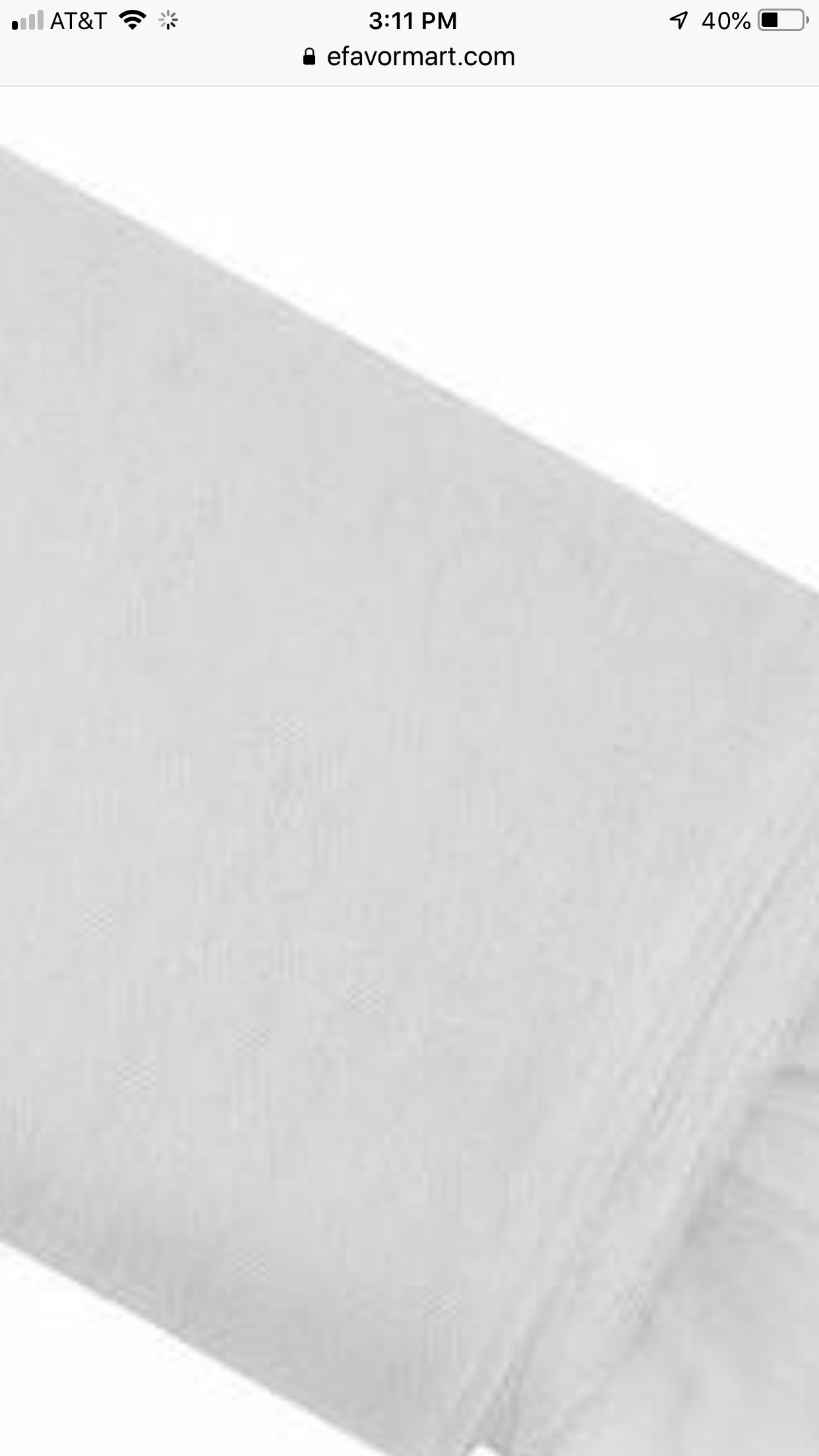 Winterized White Draping Fabric