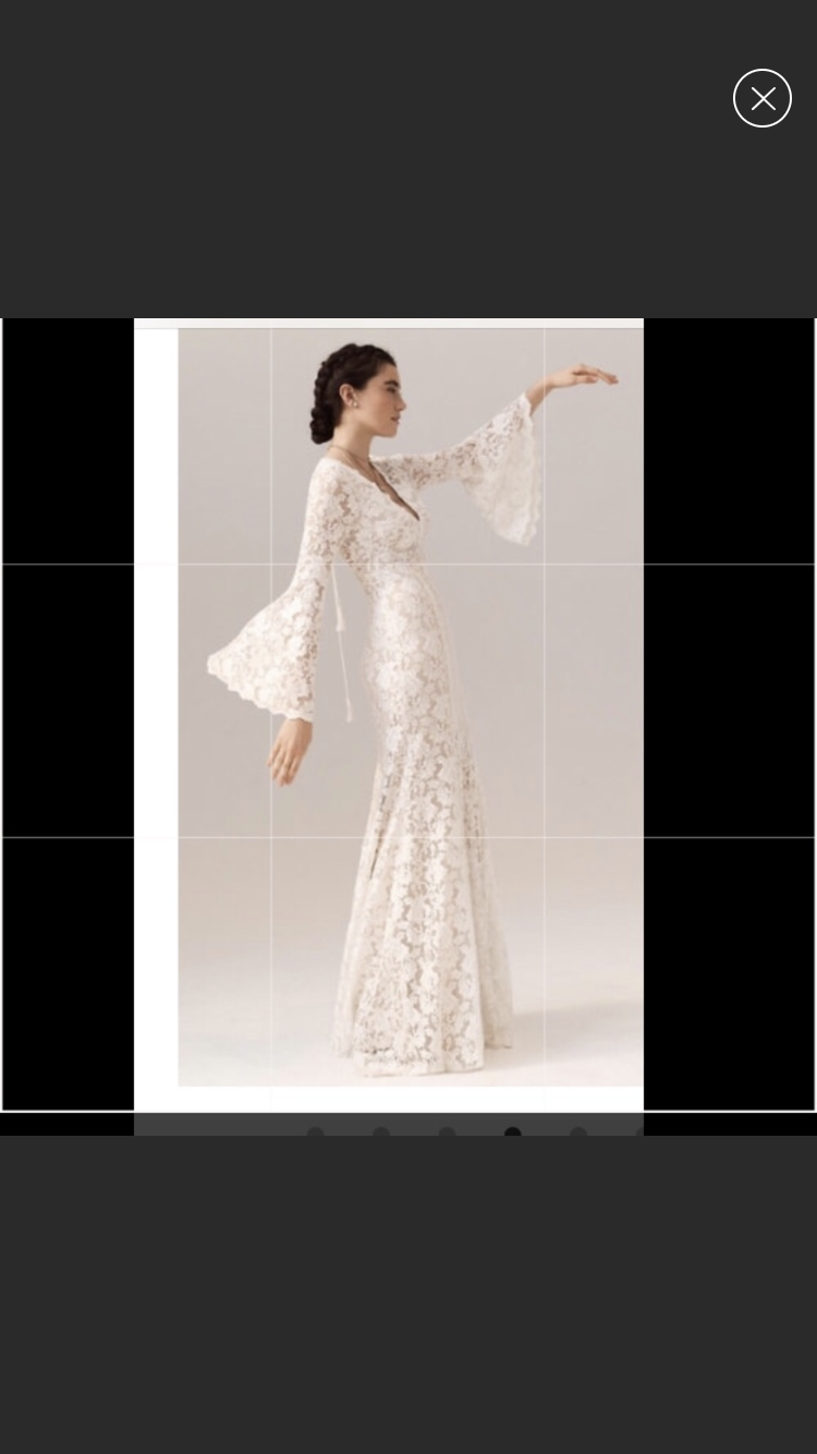 Bhldn Lucca Gown