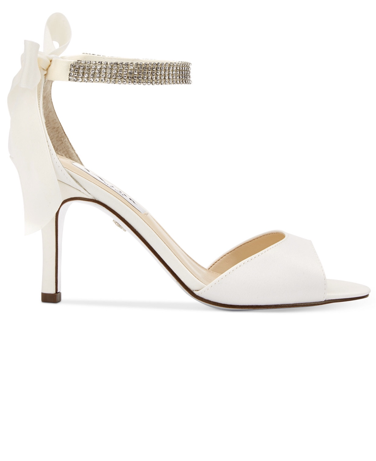 Nina Vinnie Two-piece Evening Sandals