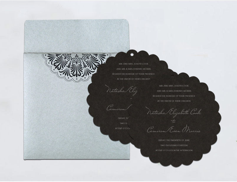 Traditional Muslim Wedding Invitations - A2zweddingcards