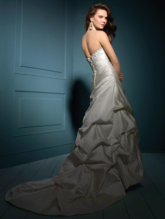Alfred Angelo - Strapless Gown